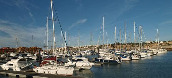 Portimao Marina, Algarve