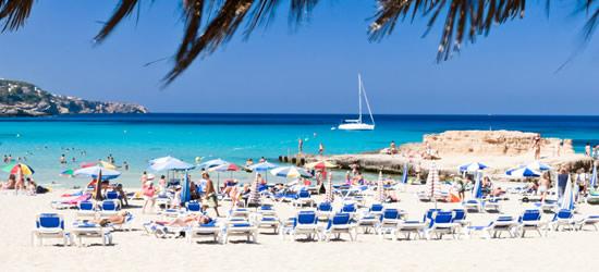 Tarida Beach, Ibiza