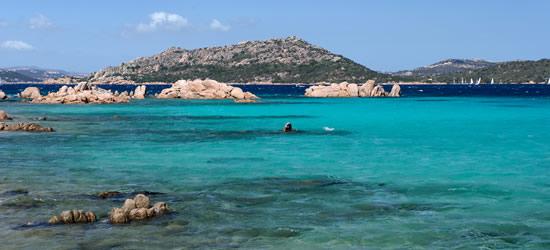 Las Islas Maddalena, Cerdeña