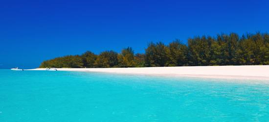 Colores del Océano Índico