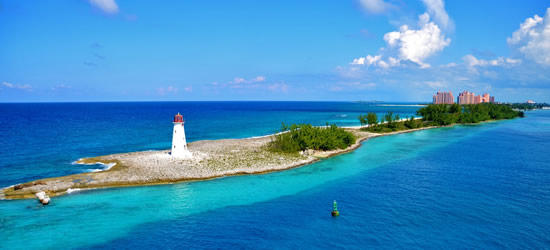 Faro de Nassau, Bahamas
