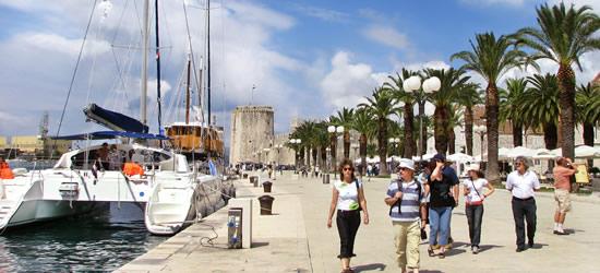 Ciudad Quay, Trogir