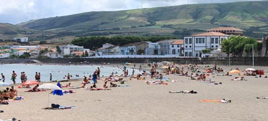 Praia da Vittoria, Terceira Azores